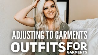 Wearing LDS Garments | garment friendly outfits | Haleigh Everts
