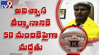 50 MP's support TDP MP Kesineni Nani notice in Lok Sabha