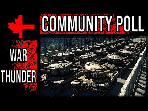 Download Lagu  War Thunder - Community Poll Results Thoughts - Part 2 Mp3 Free