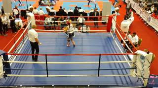 ZELİHA DOĞAN KICK BOXING WAKO WORLD CHAMPIONSHIPS LOW KICK