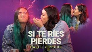 ¡Si te ríes, pierdes con Calle y Poché! | #RazeLive