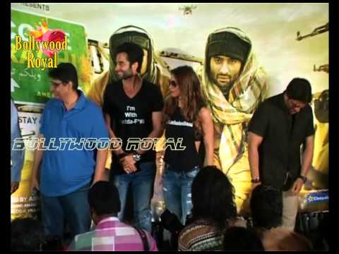 Trailer Launch Of 'Welcome To Karachi  3
