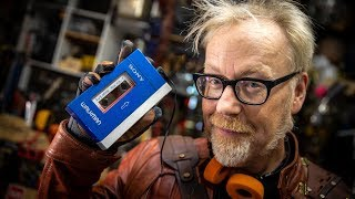 Adam Savage's One Day Builds: Star-Lord's Walkman!