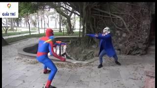 Siêu nhân người nhện- siêu nhân bắn súng- bạch tuyết hay nhất