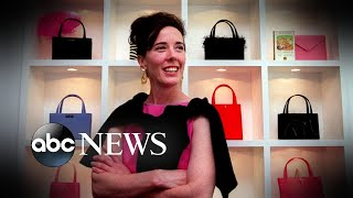 New details on Kate Spade