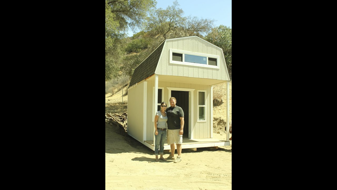 Talya 39 s tiny house tour youtube for Home video tours