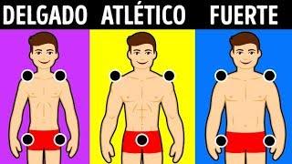 Un test que revelará la verdad sobre tu tipo de cuerpo