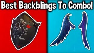 5 BACKBLINGS THAT MATCH *EVERY* SKIN in Fortnite! (best backblings to buy)