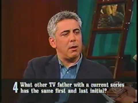 Kilborn's 5 Questions 2002.04.08 Adam Arkin