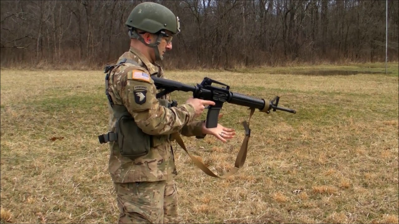 For successful qualification, shooters need to test and validate their skills. Here's a validation exercise for the current Army qualification (Modified Barricade)  http://armyreservemarksman.info/improving-rifle-qualification-part-2-validate/
