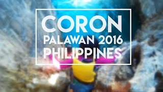 3 Days Coron Palawan Travel in 3 Minutes