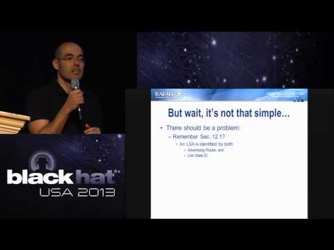 Black Hat USA 2013 - Owning the Routing Table - Part II