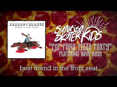 Jarrod Alonge - Pop Punk Pizza Party