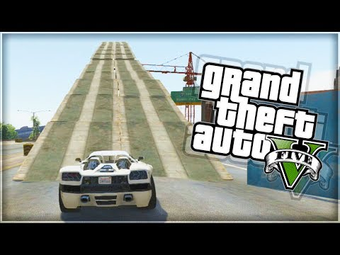 GTA 5 Funny Moments 'THE RACES ARE REAL!' (With The Sidemen)