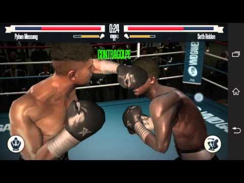 Real Boxing v1.5.1 Para Android