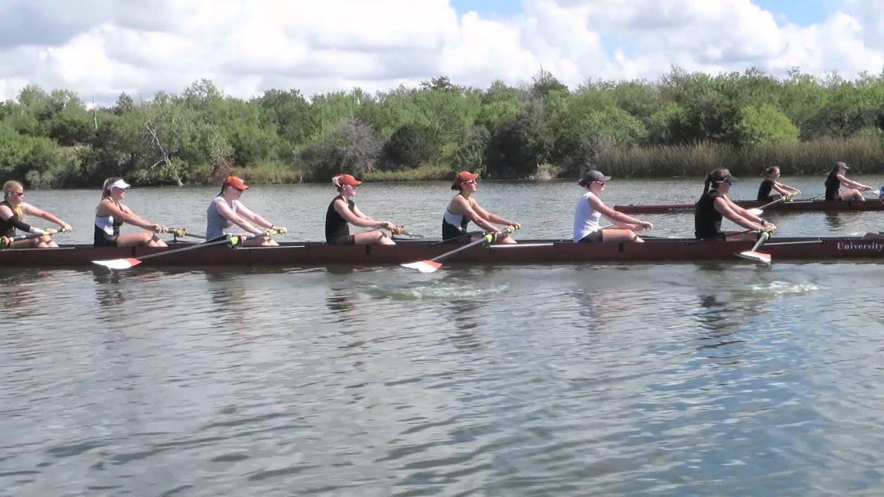 TEXAS Rowing at Decker  Walter E Long Lake