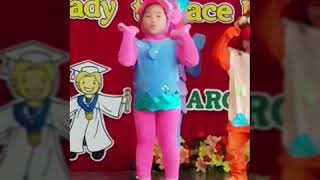 Dannea @ 4: Moving Up to Kindergarten (videos) 22March2018