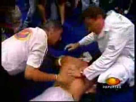 ACCIDENTE VOLADOR JR