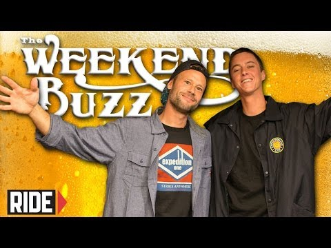 Chany Jeanguenin & Kenny Hoyle: Horse Chopper, Injuries & Rob Welsh! Weekend Buzz ep. 83