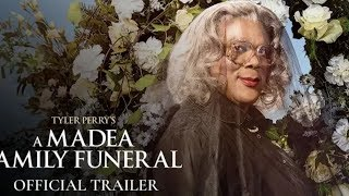 Tyler Perry's A Madea Family Funeral [2019Movie official trailer] #Tyler Perry #Cassi Davis