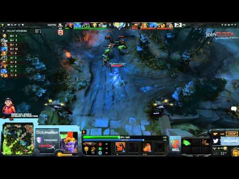 Team Empire vs Power Rangers Game 1   Dota 2 Champions League TobiWanDOTA