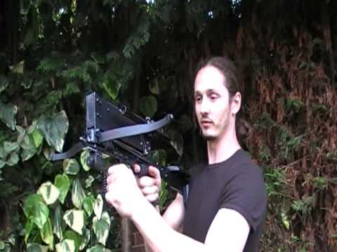 tactical crossbow pump action