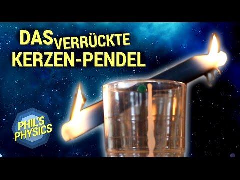 Selbstorganisierende Systeme: Das verrückte Kerzen-Pendel | Adventsphysik 19/24 | Phil's Physics