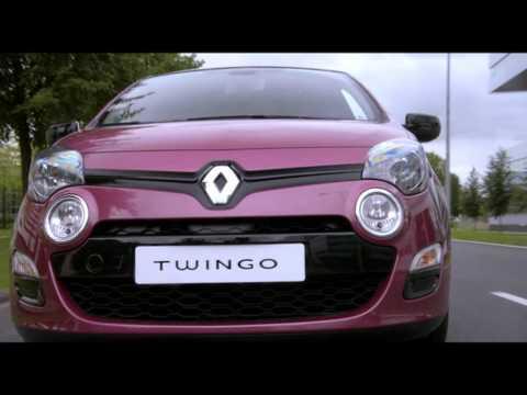 2012 Renault Twingo, реклама