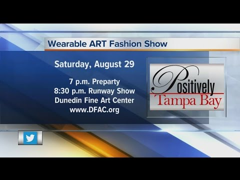 Positively Tampa Bay: Wearable Art