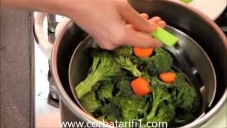 Brokoli Çorbası Tarifi - Brokoli Çorbası Nasıl Yapılır