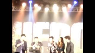 Watchneka SALMAN KHAN singing Live Mein Ho Hero Tera at HERO MUSIC CONCERT