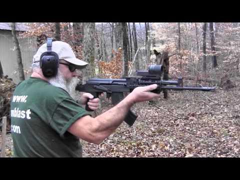 M&M M10-762 AK Semi-Auto Rifle with Kick-Lite Buttstock - Gunblast.com