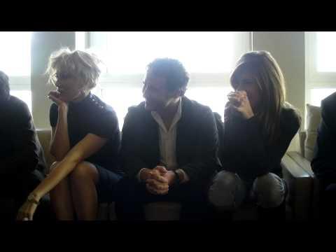 A Natale mi sposo: conferenza stampa con Boldi, Canalis e gli altri (6)