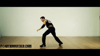Nauka Elbow Spin | Simonster Tutorial