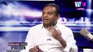 News 1st NEWSLINE with Faraz Shauketaly TV1 09th May 2019