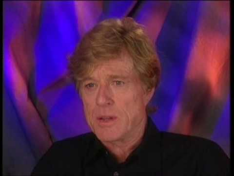Michelle Pfeiffer & Robert Redford Talking About Up Close And Personal video