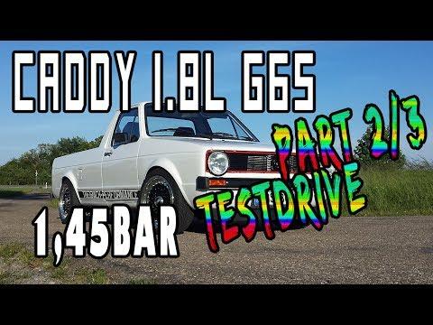 Theibach G65 G-Lader 1,45 Bar Ladedruck Testfahrt 2 | G65-Lader.de