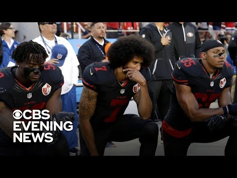 Colin Kaepernick and the NFL reach a settlement in collusion lawsuit