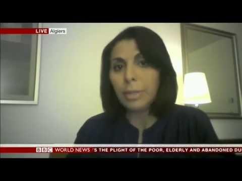 Nabila Ramdani - BBC World - Algeria Presidential Election - 19 April 2014