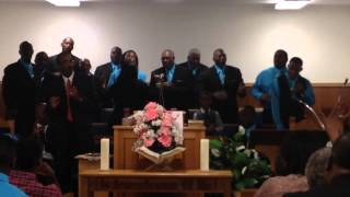 MZBC Male Chorus - Right now Lord
