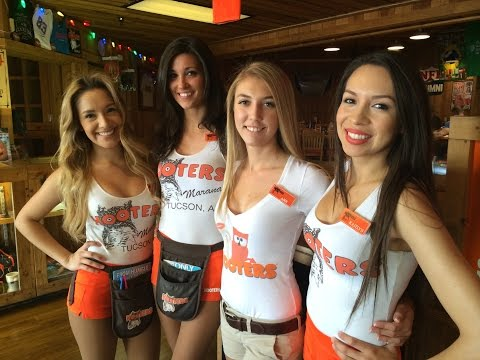 How to get a job at Hooters and what it