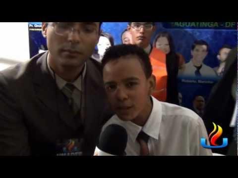 UMADEB 2012 - Dia 21-02 - Entrevista Cantor Jotta A