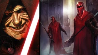 How 2 Royal Guards Reacted to Palpatine using the Force [Canon] - Star Wars Explained