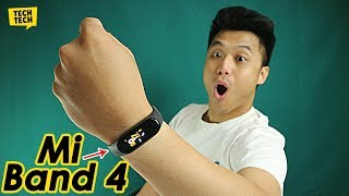 UNBOXING + REVIEW MI BAND 4 INDONESIA | GIVEAWAY !!!