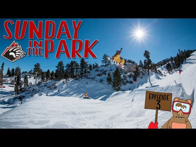 Sunday In The Park 12/13 Episode 3