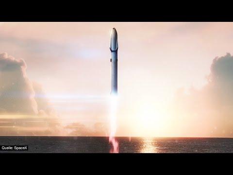 Revolution der Raumfahrt - nächster Schritt der Evolution! - Clixoom Science & Fiction