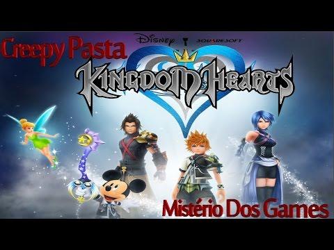 CreepyPasta Kingdom Hearts Birth By Sleep ´´ Confie Em Mim `` (ptBR)