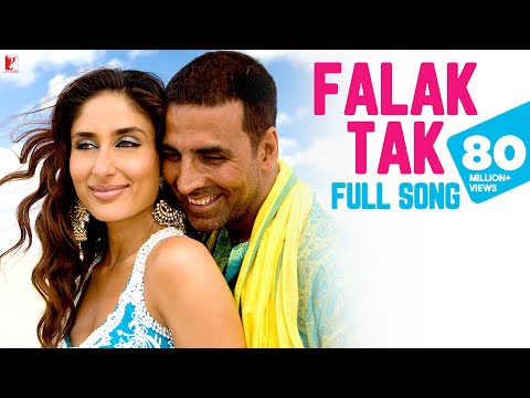 Falak Tak - Full Song - Tashan video