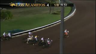 Here are the Qualifiers for The Los Alamitos Two Million 11-25-18