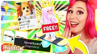 How To Get A FREE HOVERBOARD In Adopt Me.. Roblox Adopt Me NEW Present Update